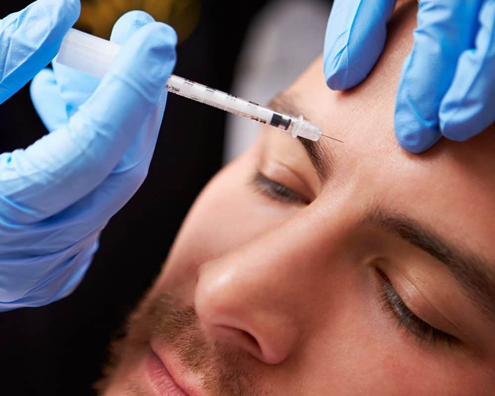 Botox Injections in Cheshire